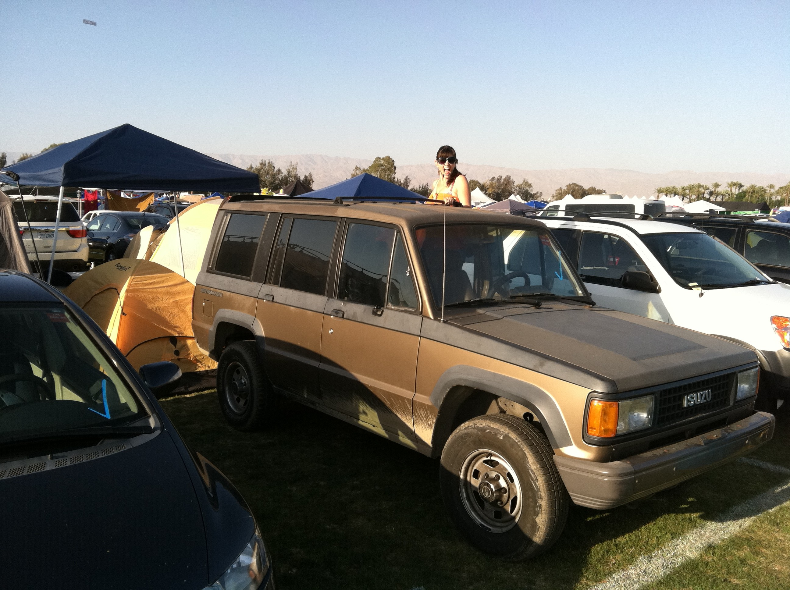 Car Camping at Coachella? Here's What To Expect