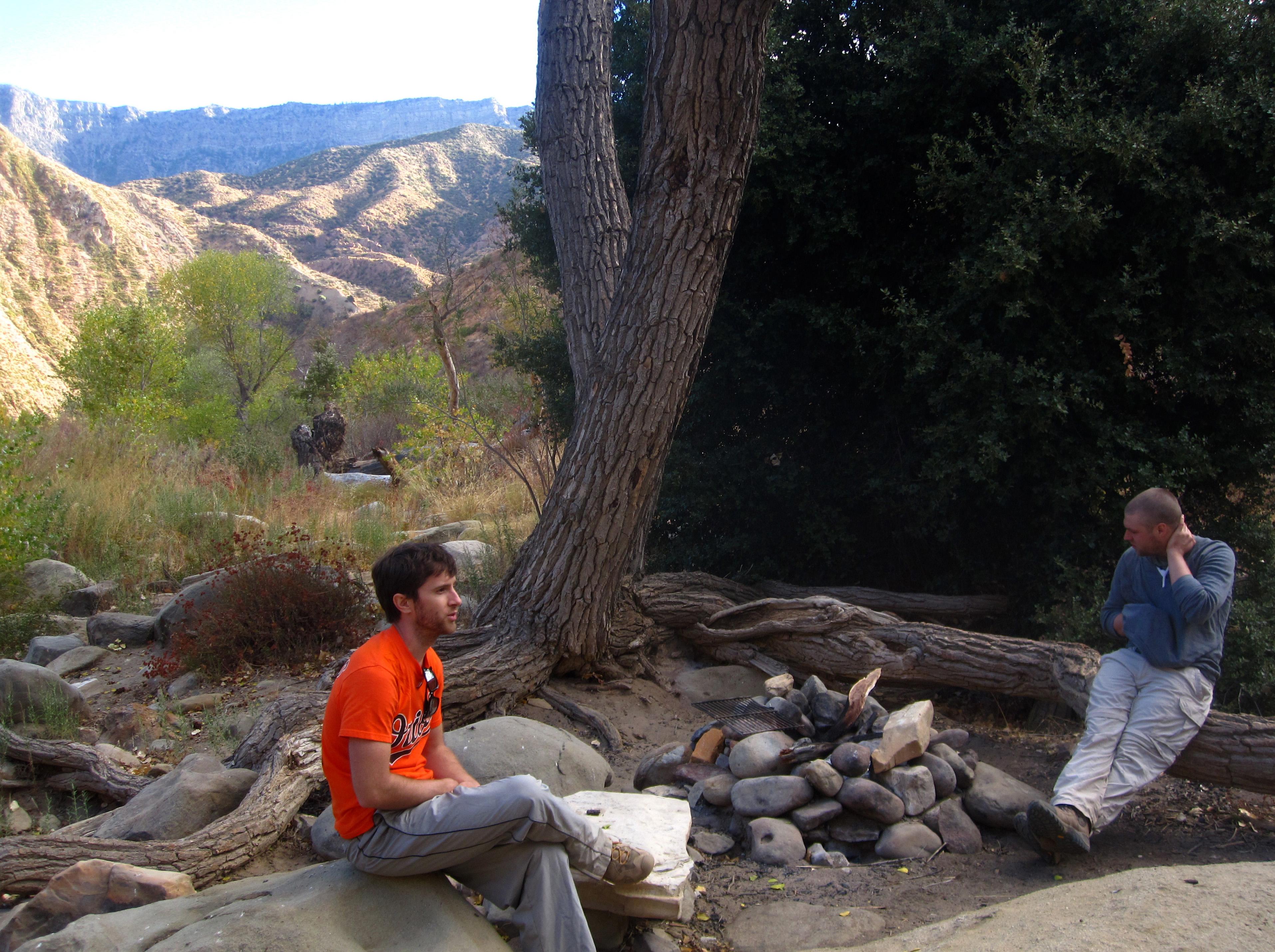 Backpacking The Sespe Creek Trail in Ojai, CA - JohnVantine com