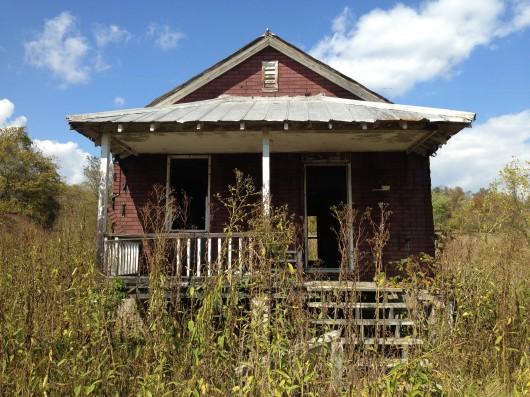 C&O Abandoned House