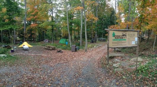 Husky Haven Campground