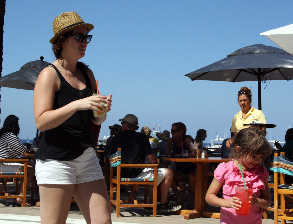 Catalina Island drinks