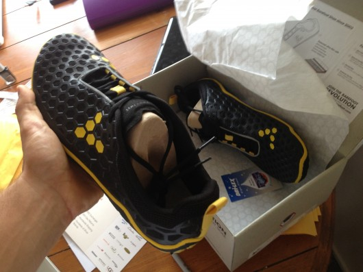 Vivobarefoot Men's Evo II Running Shoes