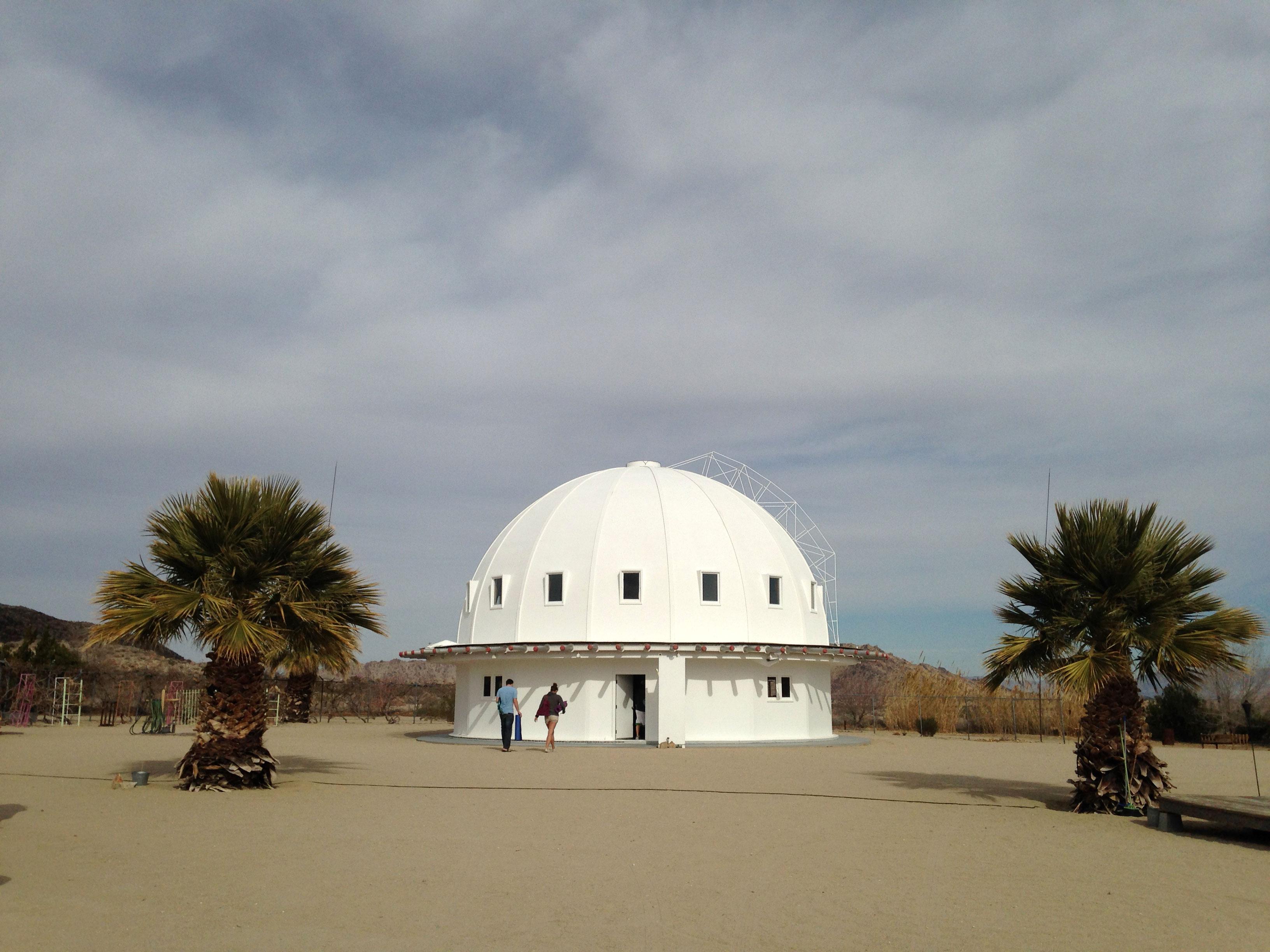 Joshua dome