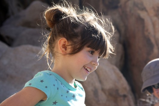 Makena in Joshua Tree