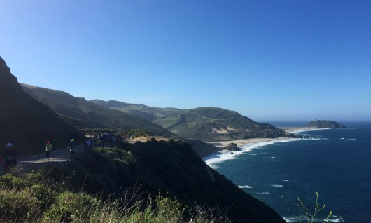 The 2015 Big Sur Marathon