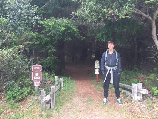Jackson Flat Trailhead