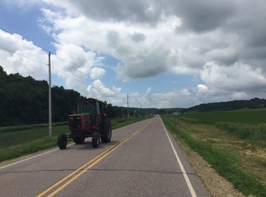Tractor road