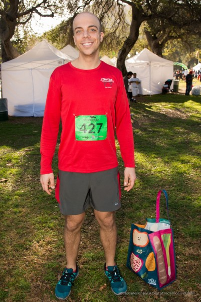After the Griffith Park Half Marathon