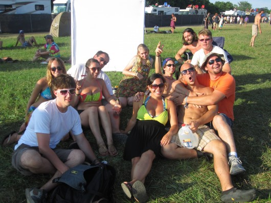 Camp Bisco in 2010